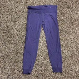 Purple Gapfit workout pant